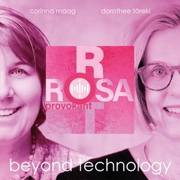 provokant rosarot beyond technology podcast